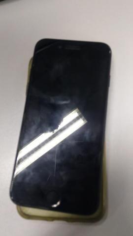 IPhone 7 128 gb preto Mate - Foto 3