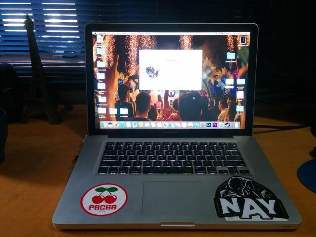 Macbook Pro 15 polegadas - Foto 2