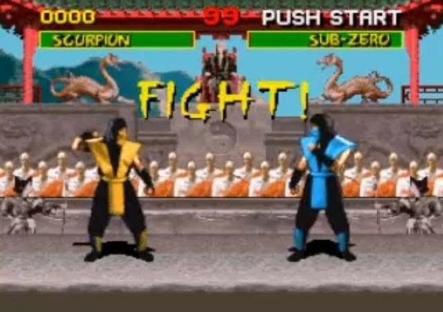 Placa Arcade Mortal Kombat