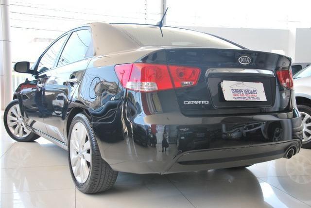 Kia Cerato 1.6 Automatico 2011 - Troco e Financio ( Aprovação Imediata ) - Foto 2