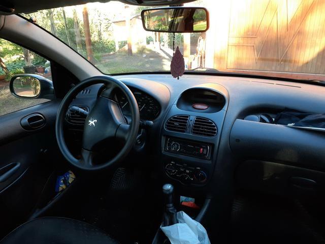 Peugeot 206 sensation 2008 1.4 - Foto 6
