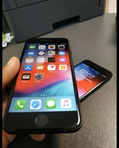 IPhone 128gb preto matte - Foto 3