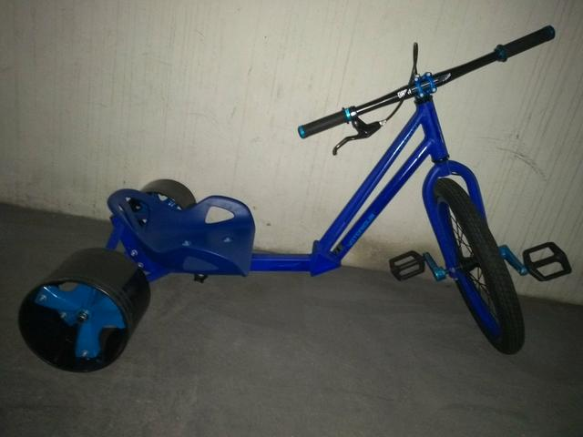 Drift Trike Triad