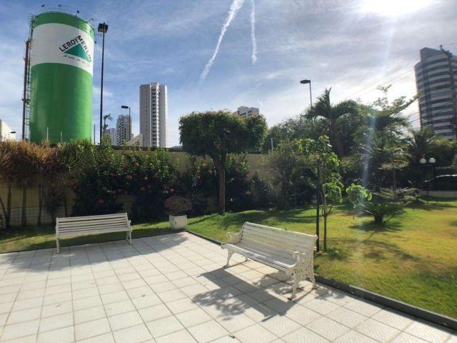 Apartamento com 3 quartos Vizinho ao Iguatemi - Patriolino Ribeiro - Guararapes, Fortaleza - Foto 2