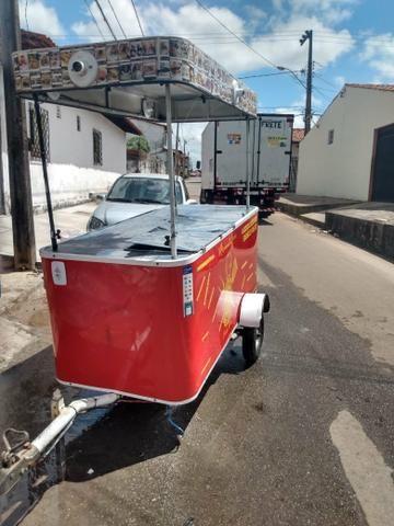 Food truck retrô ; - Foto 5
