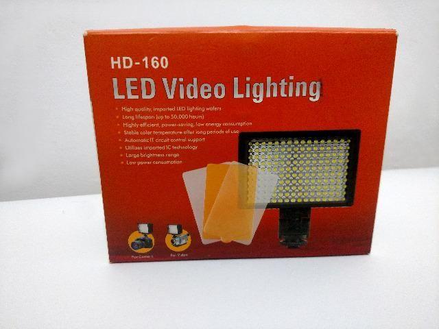 Luminária portátil - Modelo - HD - 160 - Foto 5