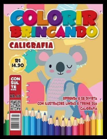 Livros para colorir varejo e atacado - Foto 3
