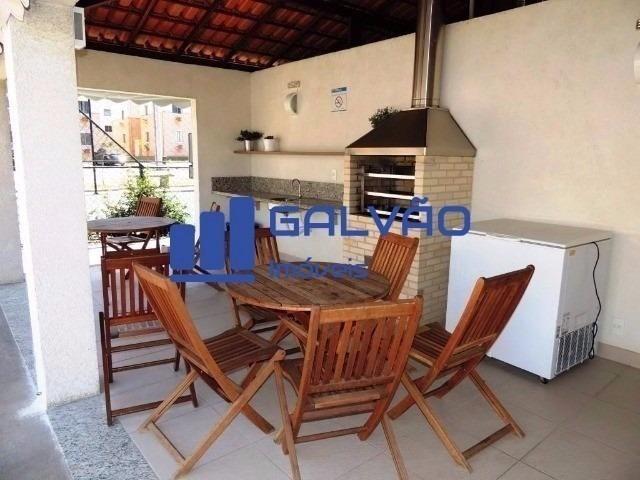 MR- Excelente apartamento na Praia da Baleia, 2Q com suíte e Varanda Gourmet - Foto 18