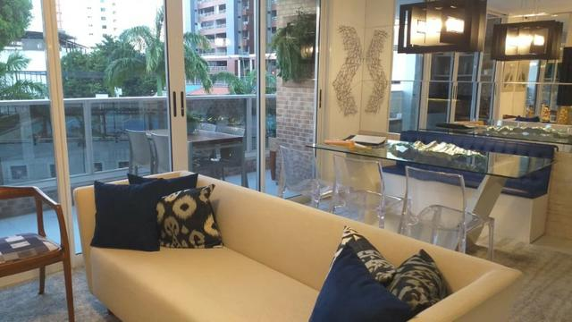 (JR) Apartamento alto padrão na Aldeota > 3 Suítes + dce > Torre Unica > 3 Vagas! - Foto 6
