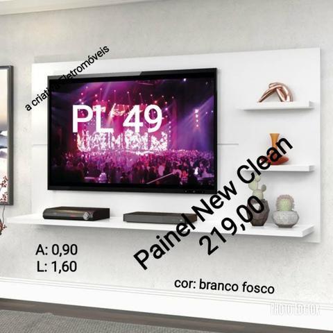 Painel pra TV novo embalado com entrega e montagem gratis