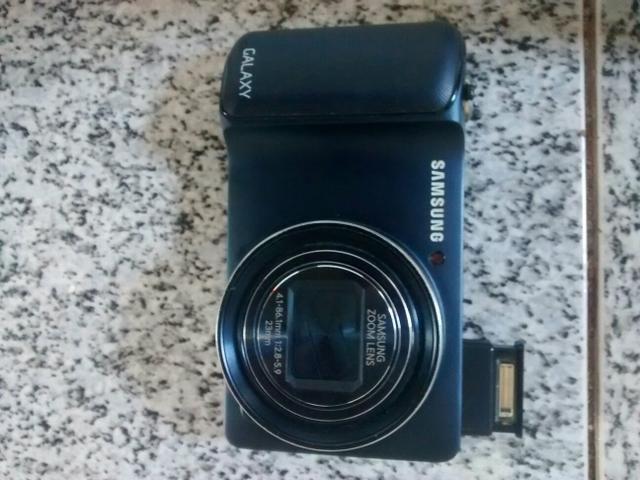 Vendo essa câmera modelo Samsung EK-CG100 funcionamento perfeito - Foto 2
