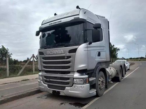 Scania R - 480 Entrada + Parcelas