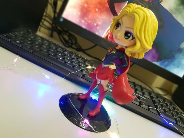 Qposket supergirl - Foto 3