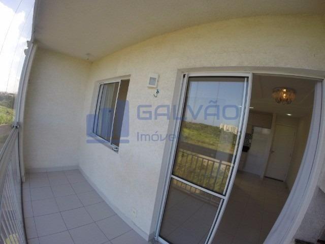 MR- Excelente apartamento na Praia da Baleia, 2Q com suíte e Varanda Gourmet - Foto 5