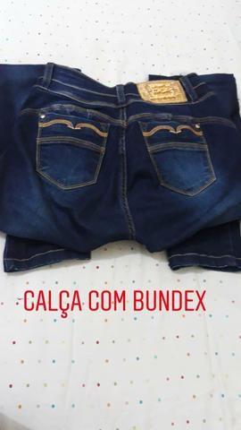 Jaleco e calça jeans ckz - Foto 4