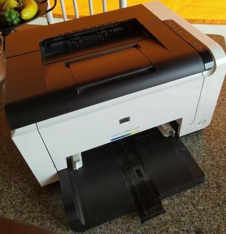 Kit - Impressora Hp Laserjet Cp1025 Color / Hp Scanjet G2410