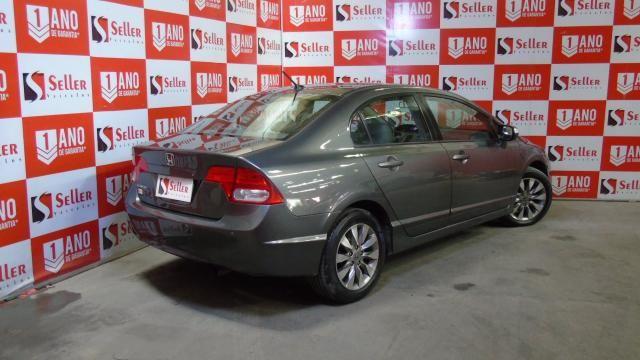 HONDA CIVIC 2011/2011 1.8 LXL 16V FLEX 4P AUTOMÁTICO - Foto 4