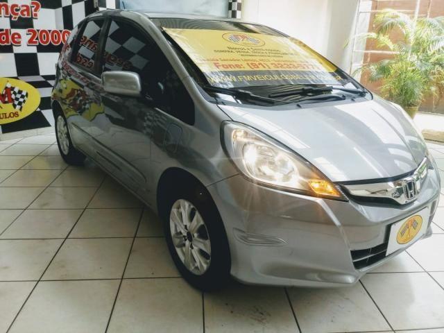 Honda - Fit Lx Único Dono / Impecável! Mod 2013
