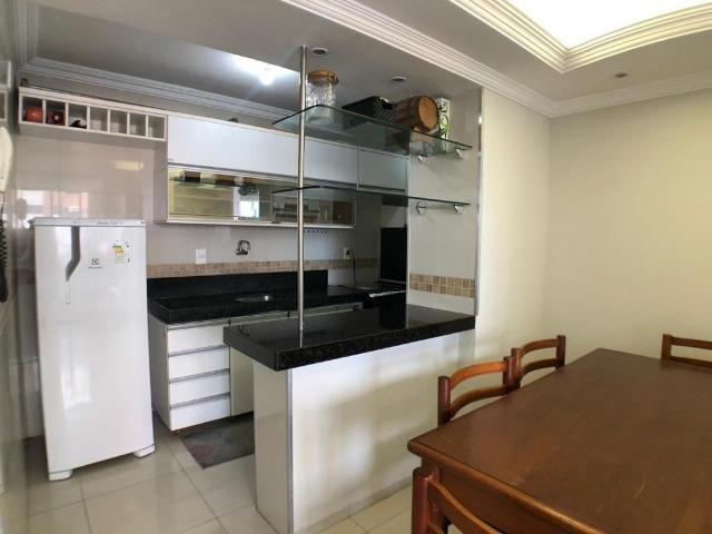 Apartamento com 3 quartos no 15° andar do Condomínio Atlântico Sul no Cambeba. AP0685 - Foto 9