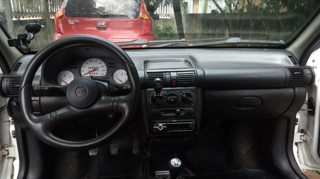 Vendo ou Troco em Honda Biz Corsa Wind - Foto 6