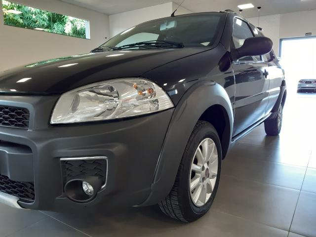 FIAT STRADA 2014/2015 1.4 MPI WORKING CD 8V FLEX 3P MANUAL - Foto 5