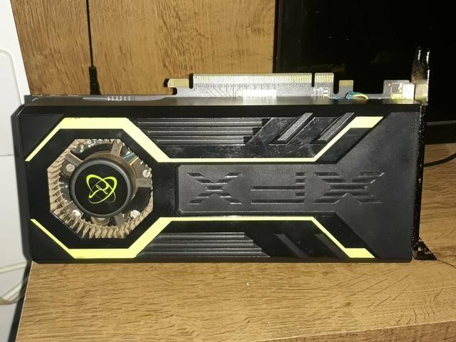 Placa de video - XFX 512mb DDR3 - Foto 5