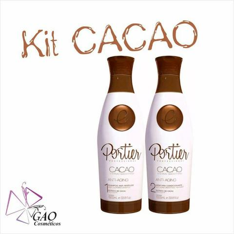 Kit Cacao Portier Profissional