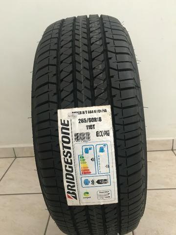 Pneu 265/60r18 Bridgestone Dueler H/T Ecopia 110T