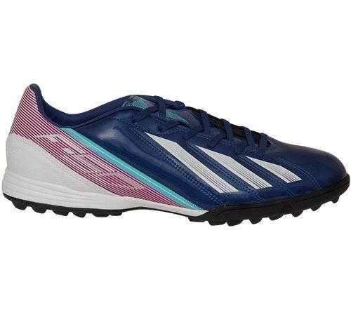 032f2fbfd7 Chuteira Society adidas F10 trx tf Azul - Esportes e ginástica - St ...
