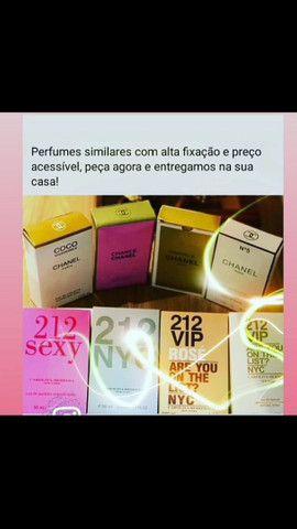 Perfumes similares importados - Foto 2