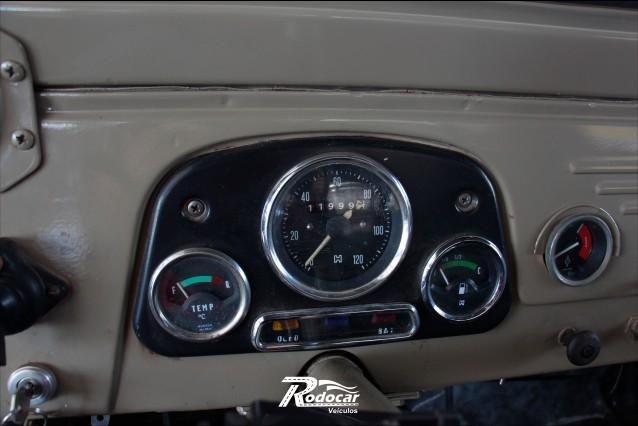 Toyota Bandeirante Picape - RARIDADE - Foto 4
