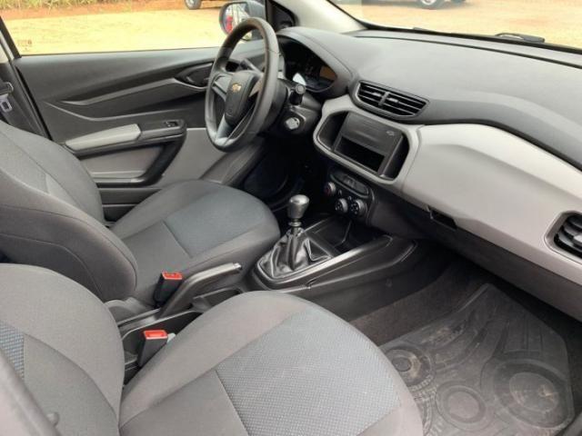 Chevrolet prisma 2017 1.0 mpfi joy 8v flex 4p manual - Foto 8