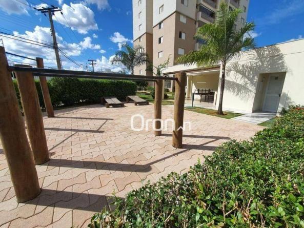 Apartamento com 3 dormitórios à venda, 106 m² por R$ 470.000,00 - Setor Goiânia 2 - Goiâni - Foto 19