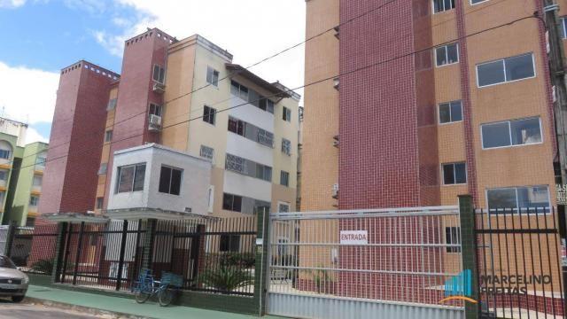 Apartamento com 2 dormitórios para alugar, 45 m² por R$ 909,00/mês - Parque Tabapua - Cauc - Foto 2