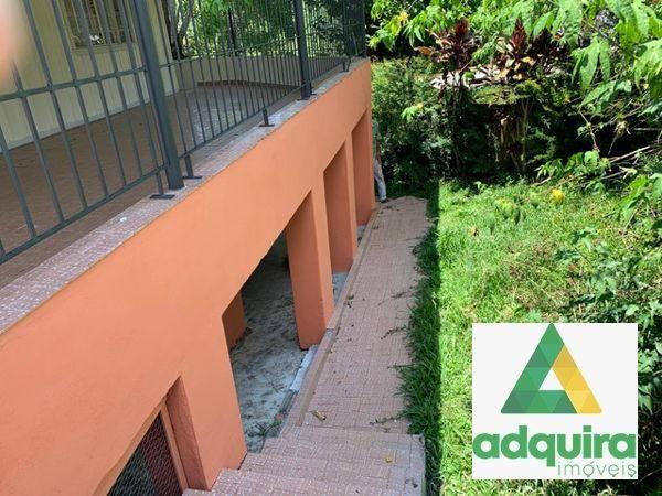 Casa com 3 quartos - Bairro Jardim Carvalho em Ponta Grossa - Foto 10