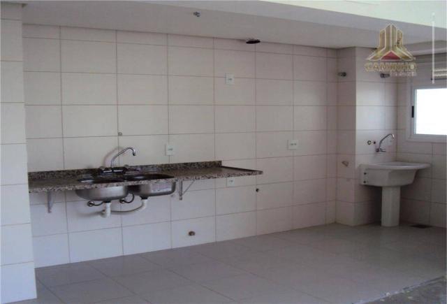 Apartamento residencial à venda, Central Parque, Porto Alegre. - Foto 13