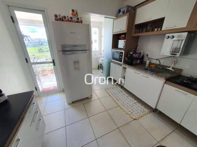 Apartamento com 3 dormitórios à venda, 106 m² por R$ 470.000,00 - Setor Goiânia 2 - Goiâni - Foto 7