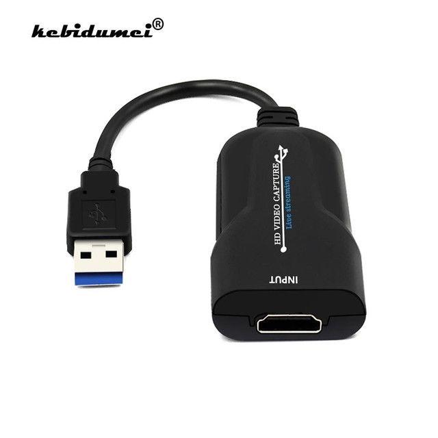 Placa Captura HDMI x USB 3.0