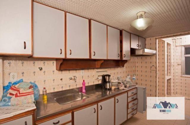 Apartamento com 3 dormitórios à venda, 130 m² por R$ 949.000 - Duas vagas de garagem - Pra - Foto 10