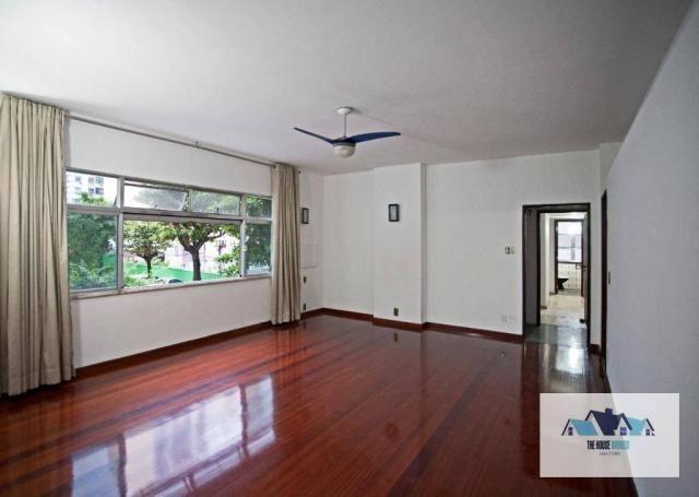 Apartamento com 3 dormitórios à venda, 130 m² por R$ 949.000 - Duas vagas de garagem - Pra