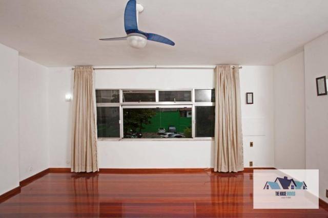Apartamento com 3 dormitórios à venda, 130 m² por R$ 949.000 - Duas vagas de garagem - Pra - Foto 7