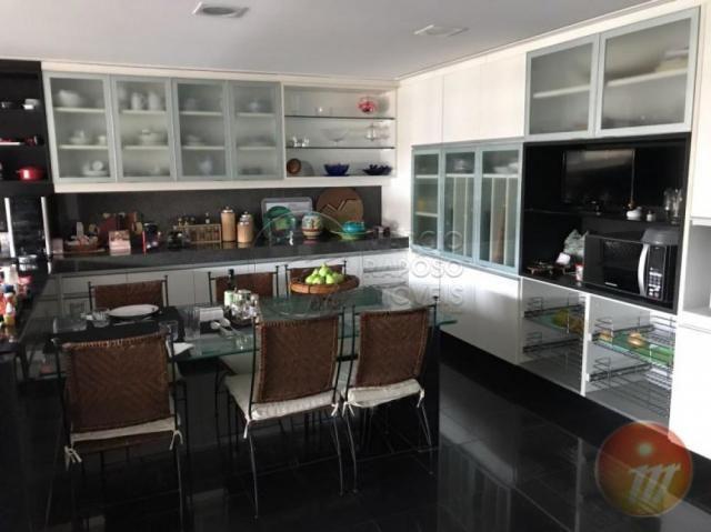 Apartamento à venda com 4 dormitórios em Ponta verde, Maceio cod:V453 - Foto 18