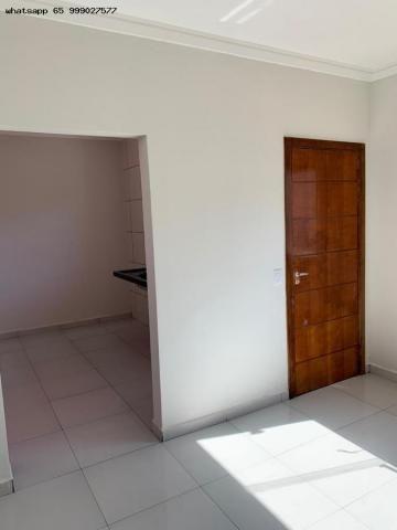 Casa em Condomínio para Venda em Várzea Grande, Santa Maria, 2 dormitórios, 1 banheiro, 1  - Foto 16