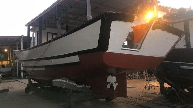Barco 13,5mts / Passeio-Pesca-Turismo - Foto 6