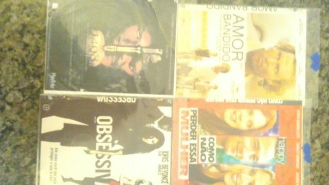 34 Dvds novos - Foto 2