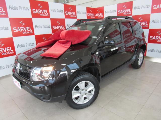 Renault Duster 1.6 expression 4x2 manual. Confira!!