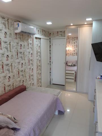 Vieira Alves - Apartamento Santa Clara com 3 suítes 100% mobiliado - Vendo 525 mil - Foto 8