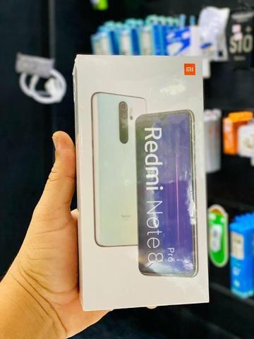 Redmi Note 8 Pro 128gb/6gb. Aparelhos lacrados versão global. Temos ótimos preços - Foto 4
