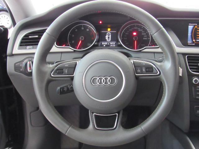 Audi A5 sportback attraction multitronic 2.0 tfsi 180 cv, 54mil km rodados, só DF - Foto 9