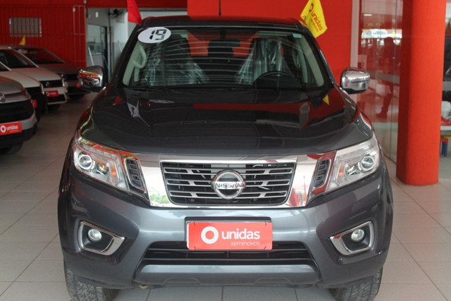 Frontier cd xe at 4x4 2.3 4p 2019 - ar dh aut